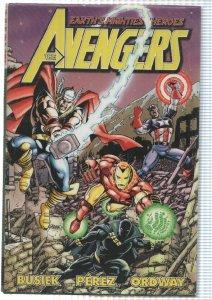Marvel: Avengers Assemble vol.2, Contiene los numeros Avengers (12 al 22) y e...