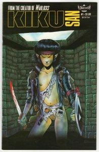 Kiku San #1 (Aricel, 1988) FN