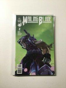 Wailing Blade 1 Near Mint Comix Tribs HPA
