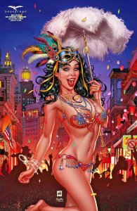 GRIMM FAIRY TALES Darkwatchers #1 February 2021 MIKE KROME & GFT #42 VIRTUAL CON