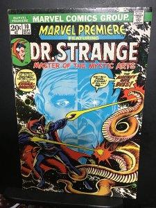 Marvel Premiere #10 (1973) death Ancient One! Mid-high-grade Oregon CERT FN/VF