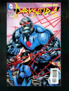 JUSTICE LEAGUE #23.1 2013 DARKSEID 3-D COVER NEW 52 HIGH GRADE NM