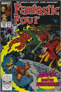 Fantastic Four #315