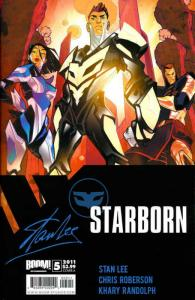 Starborn #5A VF/NM; Boom! | save on shipping - details inside