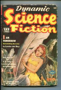 DYNAMIC SCIENCE FICTION-#1-DEC-1952-PULP-DEL REY-SOUTHERN STATES PEDIGREE-fn