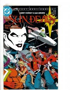 Sun Devils #3 (1984) SR24