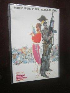 Nick Fury vs. SHIELD (1988) #1-6 Set - 8.5-9.0 - 1988