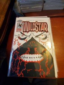 Wildstar: Sky Zero #1 (1993)