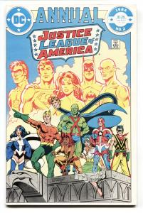 Justice League of America Annual #2 1984 1st VIBE and GYPSY 1984 DC NM-
