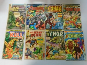 Vintage comic reader lot 40 different issues
