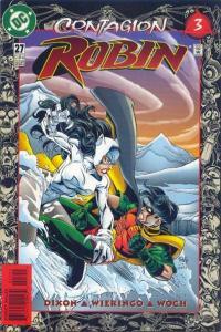 Robin (1993 series) #27, NM (Stock photo)