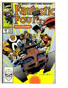 7 Marvel Comics Fantastic Four 337 347 349 1 489 + World's Greatest # 1 (2) TD10