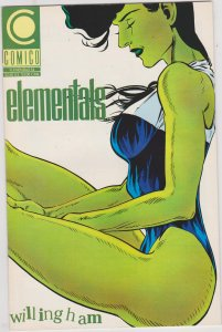 Elementals Vol 2 #14