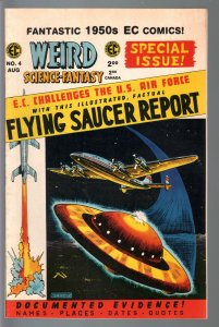Weird Science-Fantasy-#4-1993-Russ Cochran-Reprint-EC