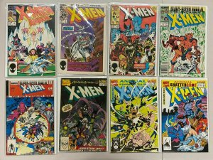 X-Men and Related comic lot all 29 different books average 8.0 VF (1984-2001)