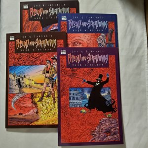 Blood and Shadows 1-4  Near Mint-