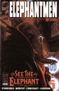 Elephantmen #1 FN; Image | save on shipping - details inside