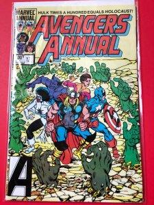 AVENGERS ANNUAL V1 #13 1984 MARVEL / HULK TIMES A HUNDRED..... / NM-