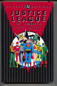 Justice League Of America Archives-Vol 7-Golden Age Color Reprints-Hardcover