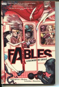 Fables-Vol 1-Bill Willingham-TPB- trade