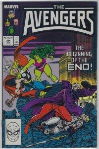 The Avengers #296 (1988)