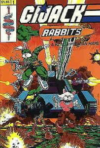 G.I. Jackrabbits #1 VF/NM; Excalibur | save on shipping - details inside