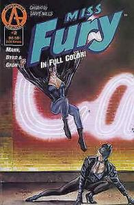 Miss Fury (Adventure) #2 FN; Adventure | save on shipping - details inside