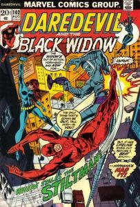 Daredevil (1964 series) #102, VG+ (Stock photo)