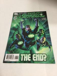 Green Lantern 67 Variant Nm Near Mint DC Comics