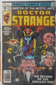 Doctor Strange #26 (1977)