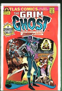 The Grim Ghost #2 (1975)