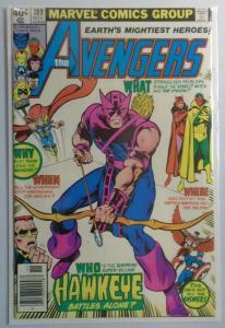 Avengers (1st Series) #189, 7.0 (1979)