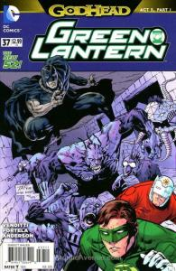 Green Lantern (5th Series) #37 FN; DC | save on shipping - details inside
