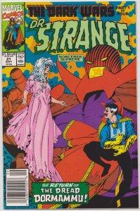 Doctor Strange Sorcerer Supreme #21