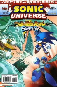 Sonic Universe #53 VF; Archie | save on shipping - details inside