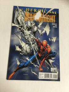 Vengeance Of The Moon Knight 9 Nm Near Mint Marvel