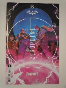 Batman/Fortnite: Zero Point #5 (2021)
