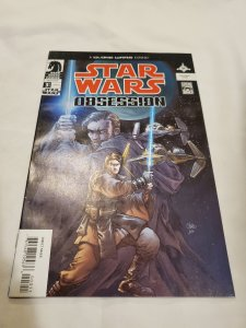 Star Wars Obsession 3 Near Mint- Cover by Brad Anderson