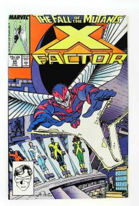 X-Factor (1986 series) #24, NM- (Actual scan)
