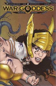 War Goddess #2C VF; Boundless | save on shipping - details inside