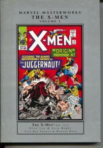Marvel Masterworks The X-Men #2 --#11-21-Color Reprints-Hardcover