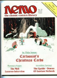 Nemo the classic Comics Library 10 FN-/FN