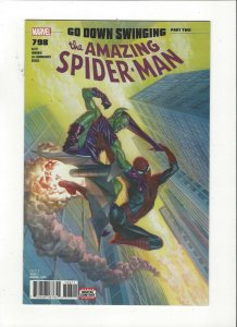 Amazing Spider-Man #798 (2018) 1st Red Goblin NM  Marvel Comics