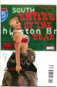 EMPIRE of the DEAD #4, VF+, George Romero, Zombies, 2014, more Horror in store