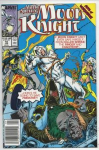 MOON KNIGHT #10 VF/NM Marc Spector 1990 Vengeance Marvel more MK in store
