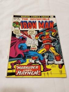 Iron Man 61 FN/VF
