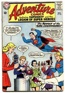 ADVENTURE COMICS #326 1964-12 cent silver age-LEGION SUPER HEROES-vg