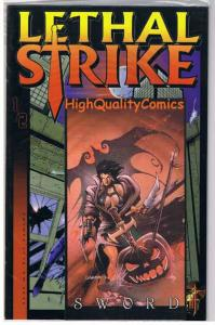 LETHAL STRIKE #1/2,1 2 3, NM+, Femme Fatale, Hot! Guns, more indies in store