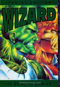 Wizard: The Guide to Comics—Special Edition #1 FN; Wizard Press | save on shippi