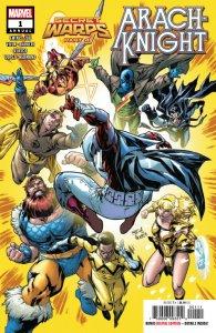 Secret Warps Arachknight Annual #1 (Marvel, 2019) NM